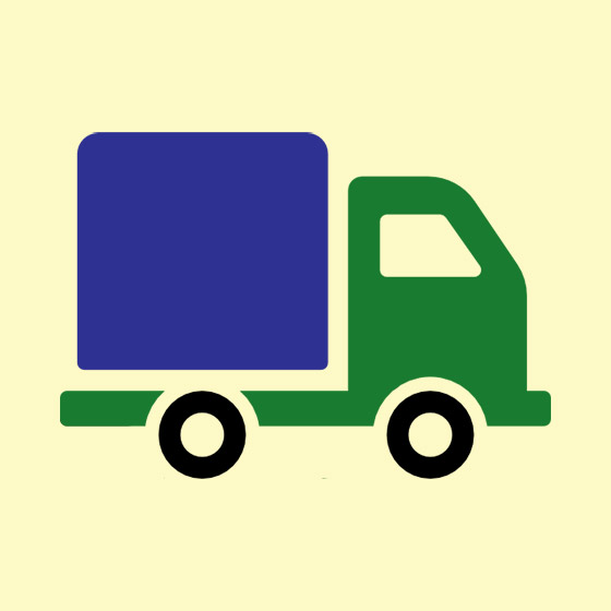 Freight or Courier Shipping image
